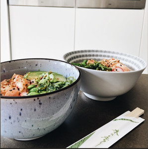 Recept: Homemade poké bowl
