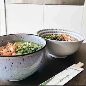 Recept: Homemade poké bowl