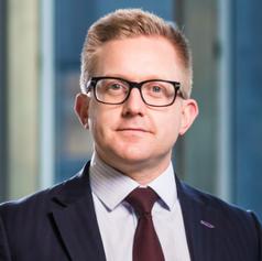 Benjamin Lamping, Director of Global Product Management at Nuveen