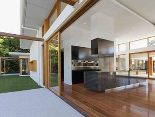 Renovate to create indoor/outdoor flow.