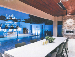 Design Renovate featured in Luxury Lifestyle magazine