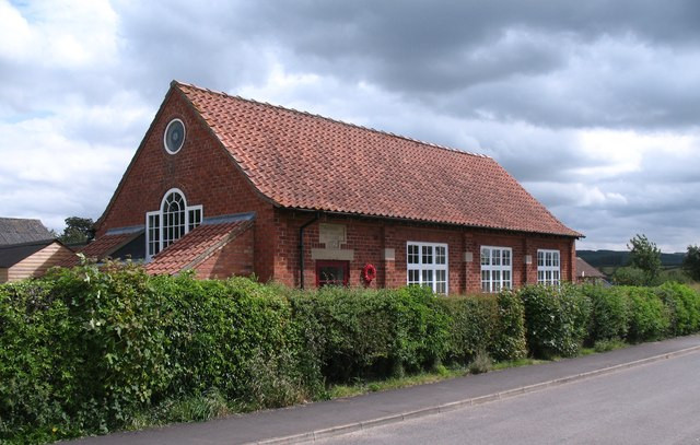 Our fabulous village hall