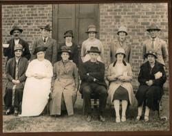 1st committee of Institute 1925 Bugthorpe