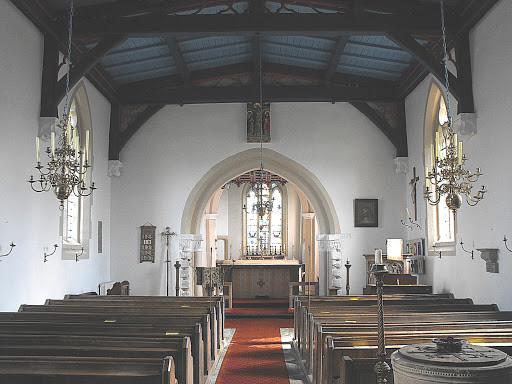 Inside St Andrews