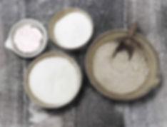 kaolin argile feldspath quartz