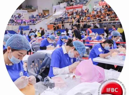 第16屆韓國IFBC國際美容大賽