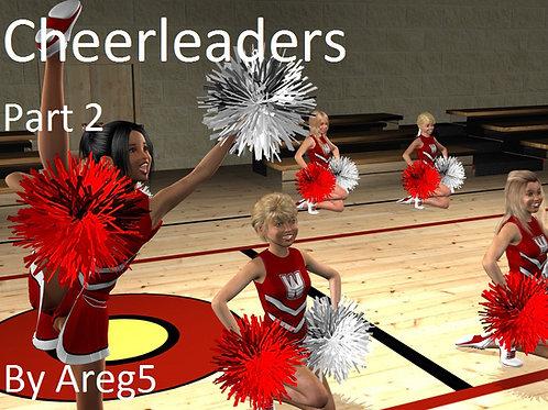 Cheerleaders Part 2