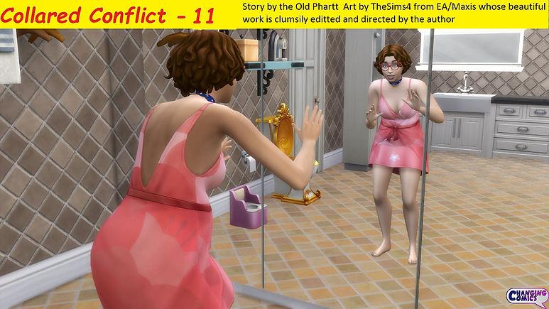 Conflict Pt 11