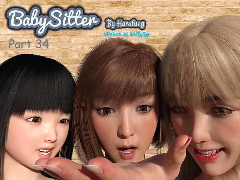 Babysitter Part 34