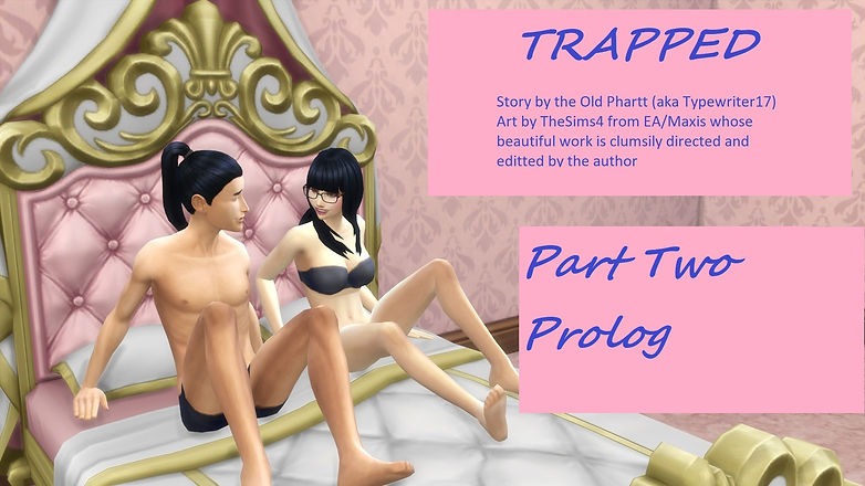 Trapped Part 2 Prolog