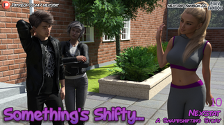 Something's Shifty Part 10