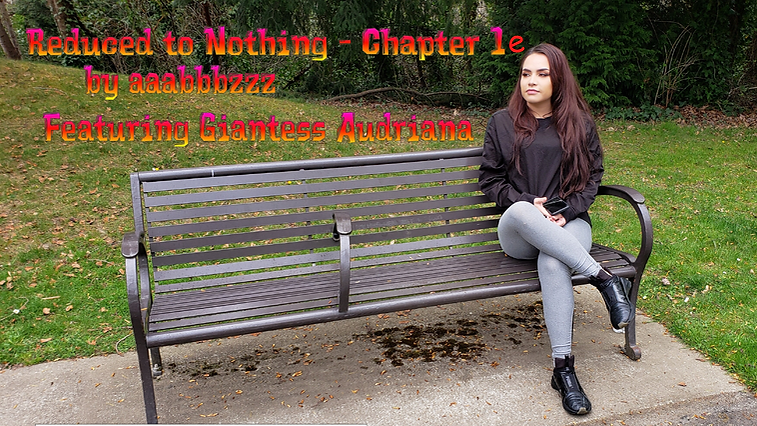 Reduced to Nothing - Chapter 1e
