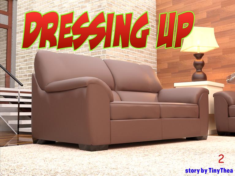 Derssing Up Part 2