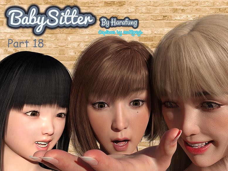 Babysitter Part 18