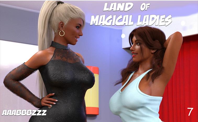 Land of Magical Ladies Part 7