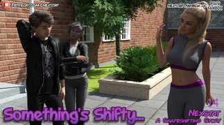 Something's Shifty Part 14