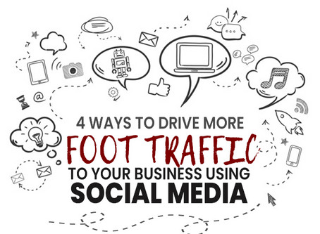 How to Use Social Media to Drive More Foot Traffic to Your Business