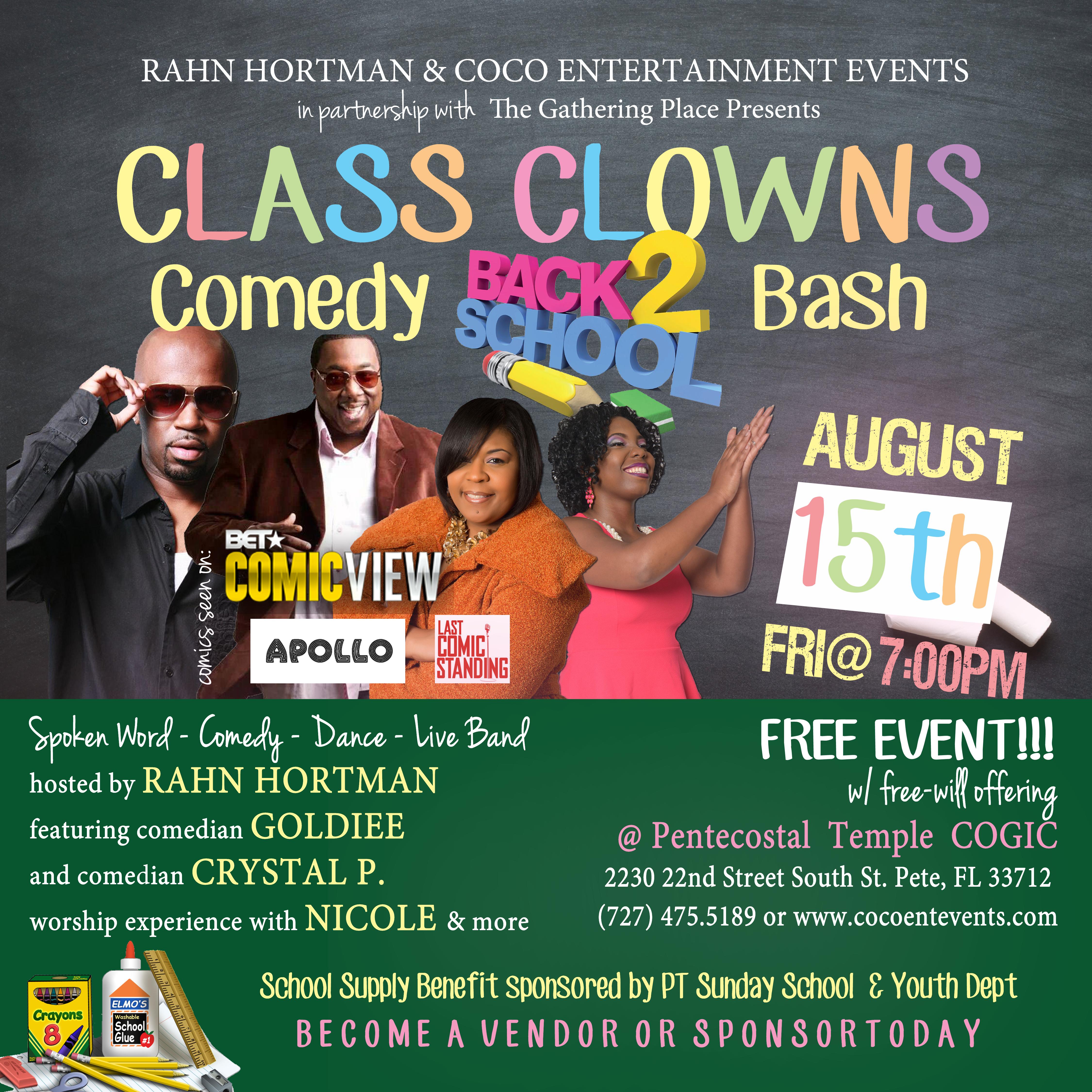 class clowns comedy show.png