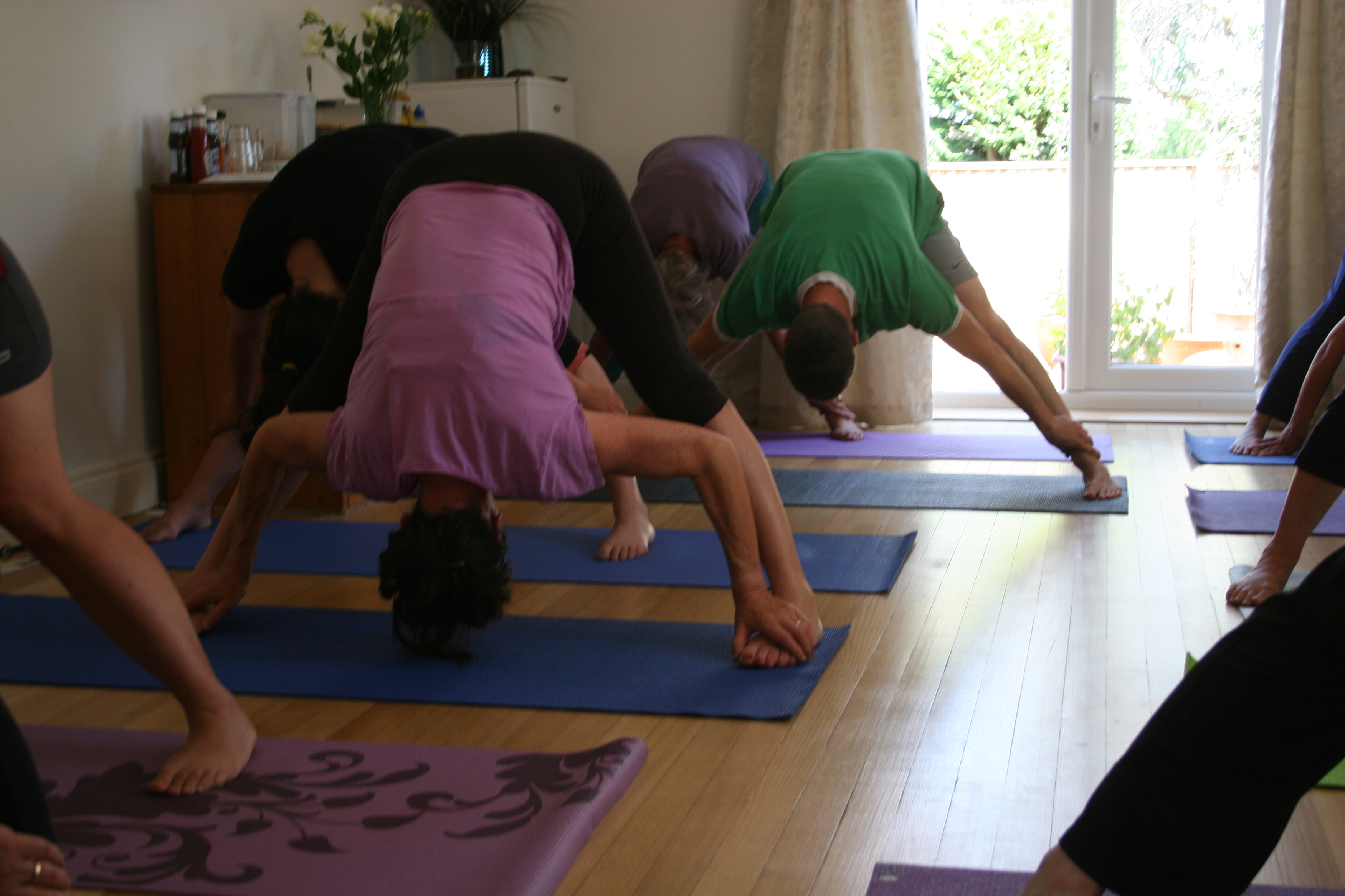 30 day self practice workshop
