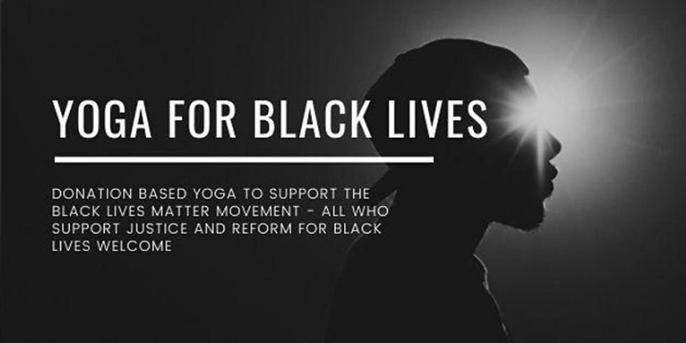 Yoga for Black Lives