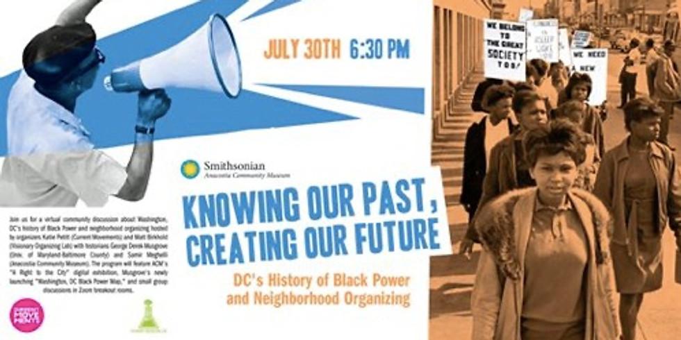 DC's History of Black Power & Neighborhood Organizing