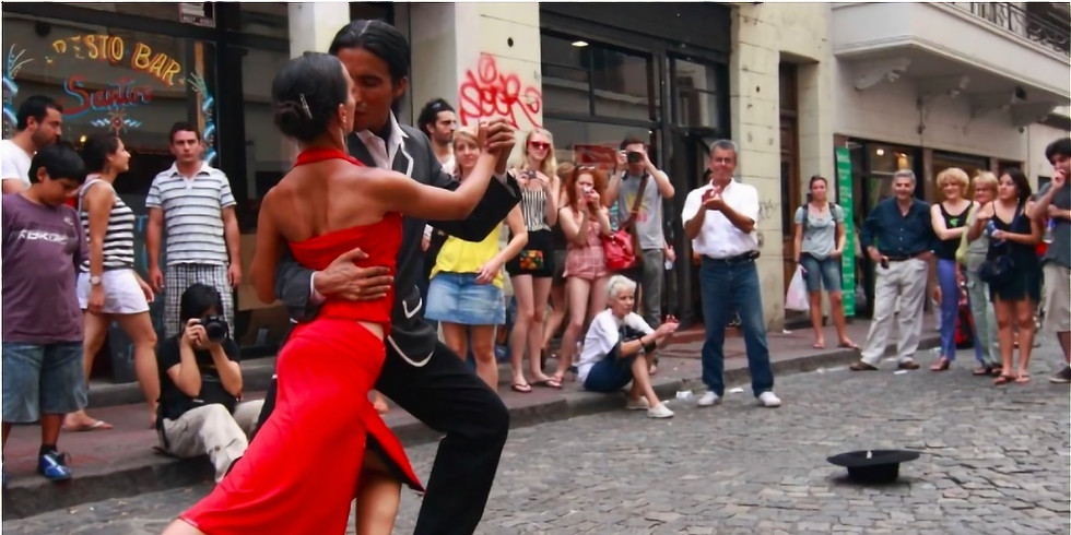 Tango Negro, The African  Roots of Tango (Watch Party & Discussion)