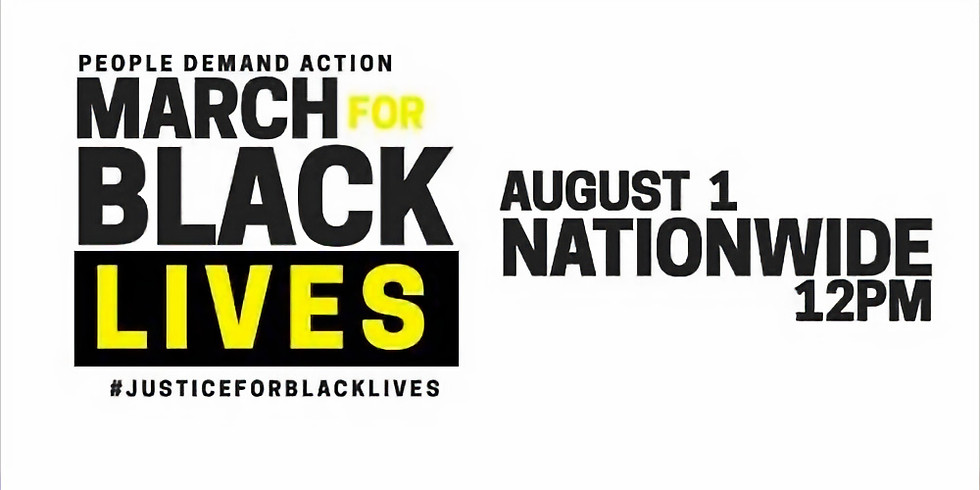 The Nationwide March For Black Lives (Unapologetically)