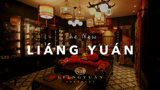 New LIANG YUAN (良缘); Authentic Chinese Wedding Specialist (中华传统婚姻专府)