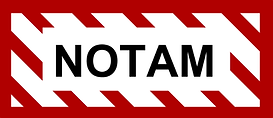 NOTAMS - Restricted Airspace Map