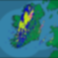 Irish Rainfall Radar