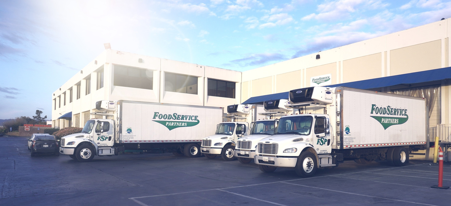 FoodService Partners of California