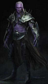 Artbreeder x Xander Smith Design Character Concept Art Costume Design Lich King World of Warcraft