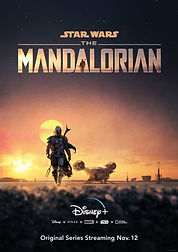 Star Wars: The Mandalorian Disney Streaming
