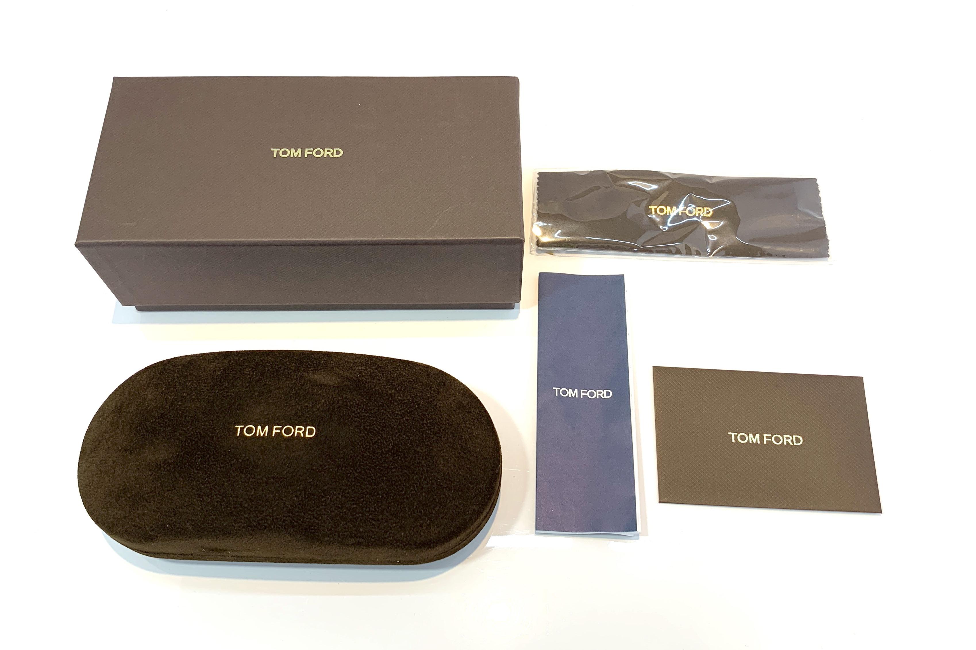 トムフォード117-TF5529FB052(茶) (5)