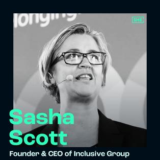 Sasha Scott