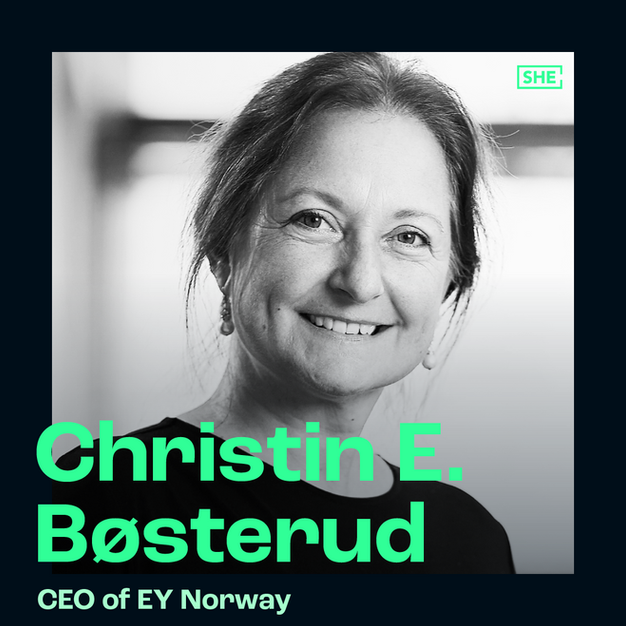 Christin E. Bøsterud