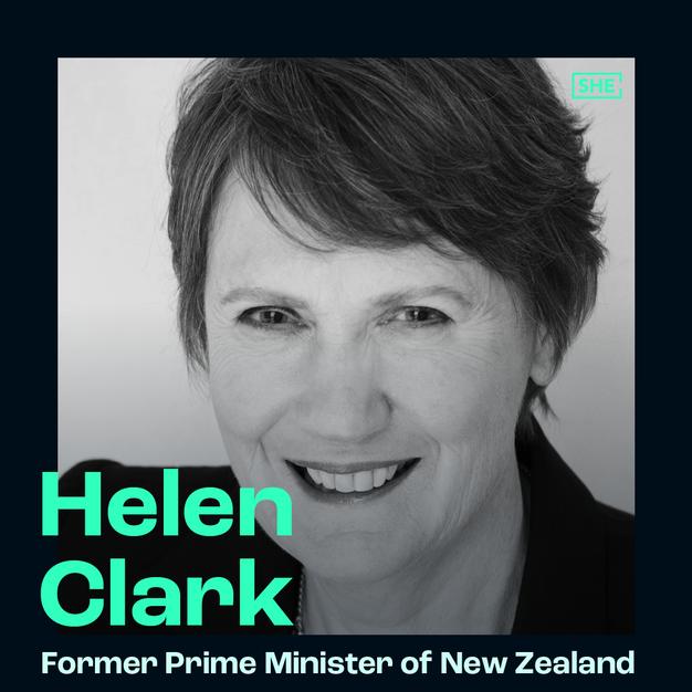 Rt Hon. Helen Clark