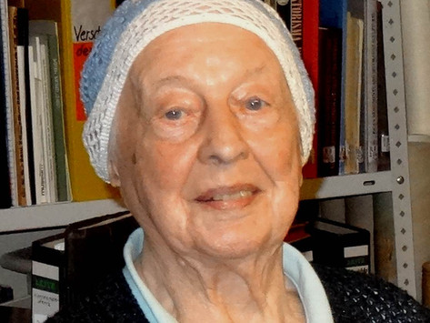 Abschied von Renate Adolphi