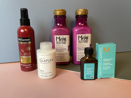 Hair staples to tame the mane
