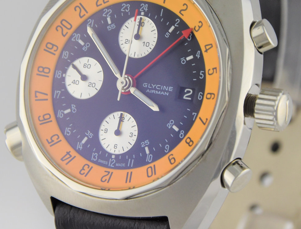 Glycine Airman SST GMT