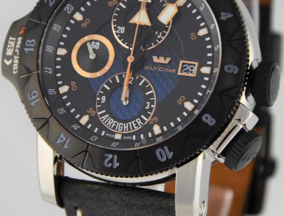 GLYCINE Airman Airfighter Automatic Chronograph