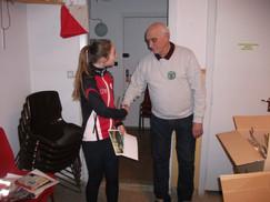 Clara Friis Scheby får ungdomspris!