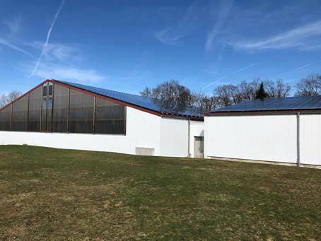 """Tennishalle """"ab sofort"""" (13.11.2020) geschlossen !"""