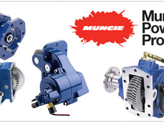 Muncie PTO's after Sales Service from GFR Industries . Muncie CS20 Series and Muncie CS24 and Mu
