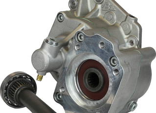Bezares 120X Series PTO for the new DT12-DA/14.93-1.0 and DT12-OA/14.96- 1.0. Detroit Mercedes Daiml