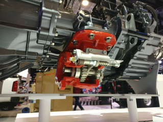 New Bezares 8500/8510 Heavy duty PTO for the Eaton Endurant Transmission .