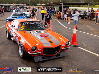GFR Industries Race Team 2021 Trans am Series Lakeside Raceway .