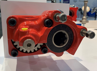 Detroit DT-12 new Transmission PTO's Available now at GFR Industries.