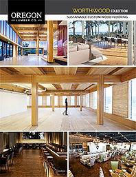 Worthwood Brochure - Oregon Lumber Company