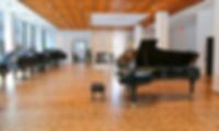 Steinway Showroom NYC - Oregon Lumber Company